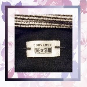 Converse Dresses - Retro Navy Blue Converse mini dress